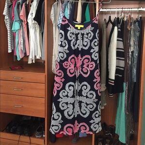 Banana republic summer dress size 8